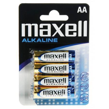 MAXELL BATERIE ALCALINA AA...