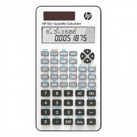 CALCULATOR HP 10S PLUS 240...