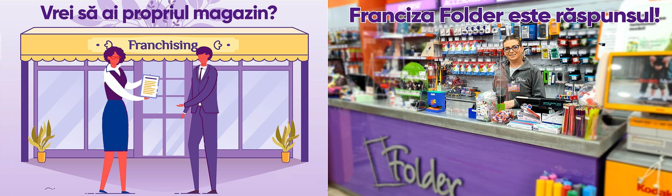 Franciza Folder